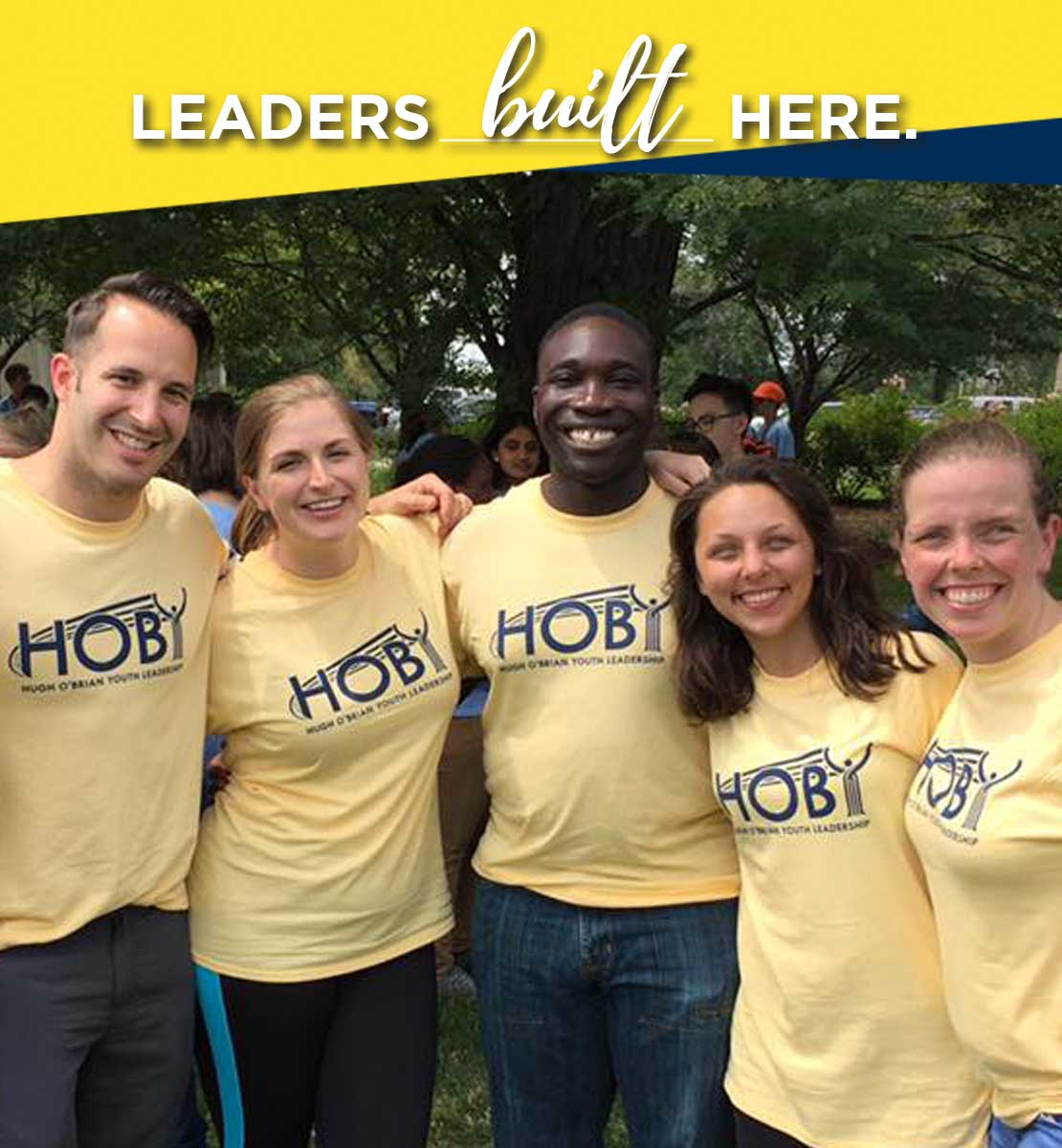 Hugh O'Brian Youth Leadership